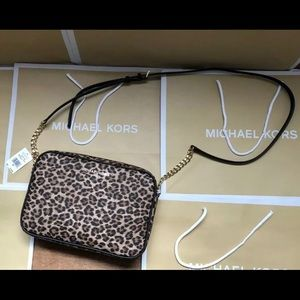 $148 Michael Kors Handbag Crossbody MK Purse Bag